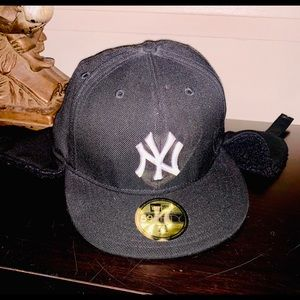 New era baseball hat for cold weather
